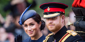 Prince Harry Makes Rare Statement on Media's Treatment of Meghan Markle