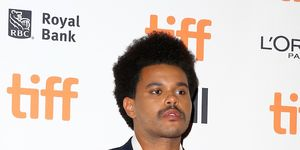 The Weeknd Just Debuted a New Look!