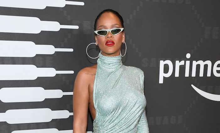 Rihanna Wowed at Her Star-Studded Fashion Week Show