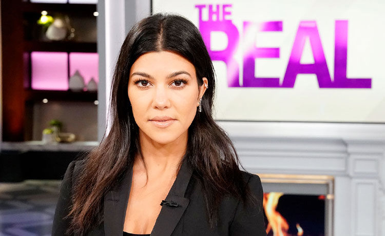 Kourtney Kardashian Defends Wanting Healthy Food at Daughter's Candy Land Birthday