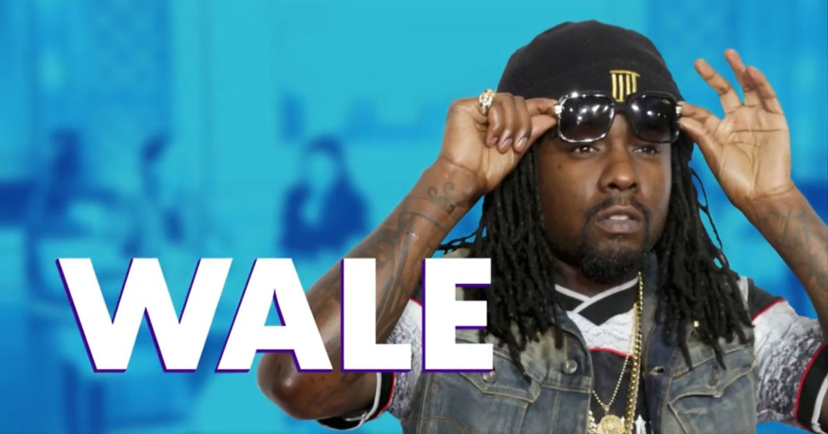 Tuesday on 'The Real': Wale and Rachel Lindsay