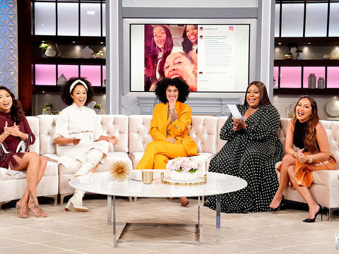 Tracee Ellis Ross Talks About a Possible Girlfriends Reboot!