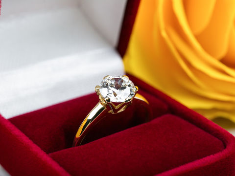 Picking Your Own Engagement Ring… Yes or No?