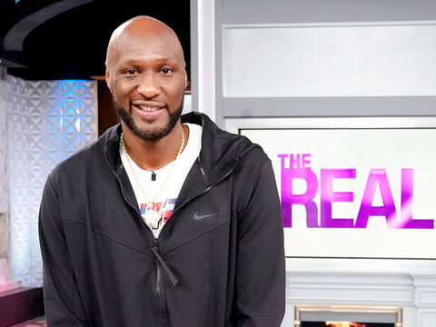 """""""Darkness to Light"""" Book by Lamar Odom"""