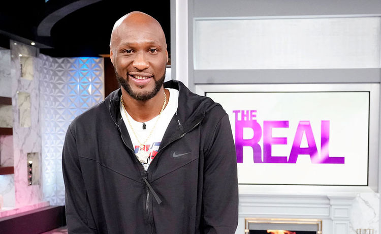 """Darkness to Light"" Book by Lamar Odom"
