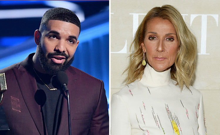 Céline Dion Urges Drake Not to Get a Tattoo of Her Face!