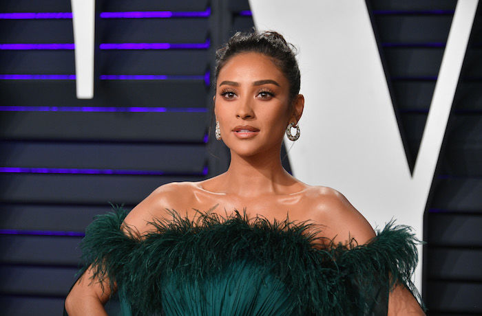 Shay Mitchell Jokes About Her Post-Baby Boobs!