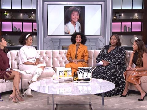 FULL: Tracee Ellis Ross on Her Hair Care Line, Pattern