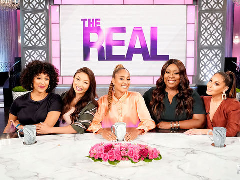 Monday on 'The Real': Man Crush Monday