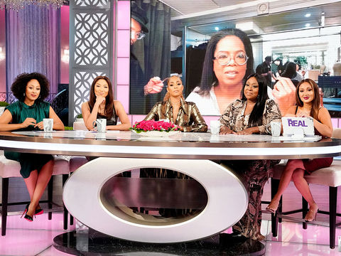 Oprah Invites Loni on Her Tour and Loni Invites Oprah to 'The Real'!