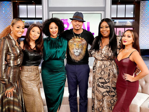 Tuesday on 'The Real': Terrence Howard