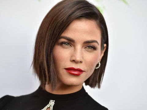 Jenna Dewan Shows Off Baby Bump on Halloween