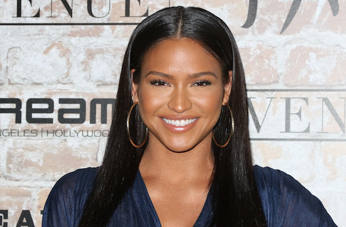 Cassie Shares First Full Photo of Daughter Frankie!
