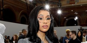 Cardi B Takes Paris Fashion Week by Storm