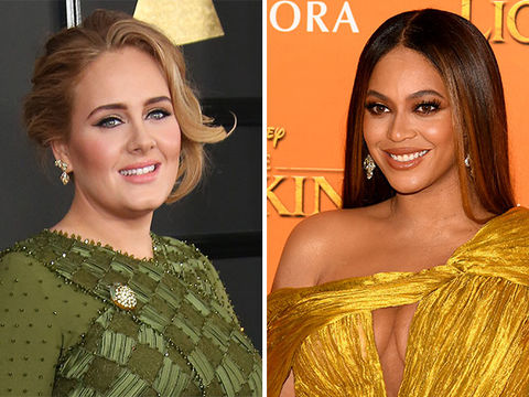 Sorry, Folks! Adele & Beyoncé Probably Didn't Record a Song Together