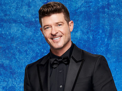 Robin Thicke Tour Information