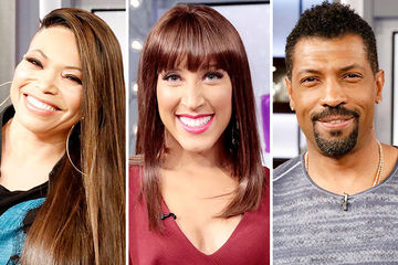 Tisha Campbell, Robin Thede, Deon Cole