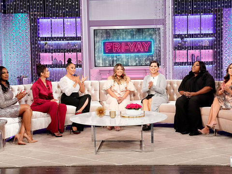 The Ladies Talk to The Real Audience Member Monique Regarding Her Fears of…