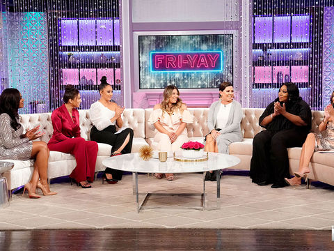 Tamera & Loni Get Mammograms With a Frightened Audience Member