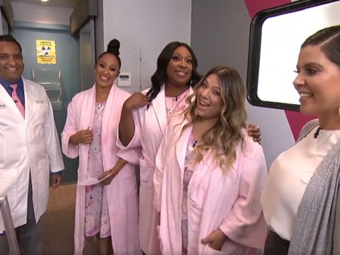 PART TWO: We Get Mammograms in Honor of Breast Cancer Awareness Month