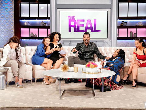 Deon Cole Says Stevie Wonder Stole His Girl!
