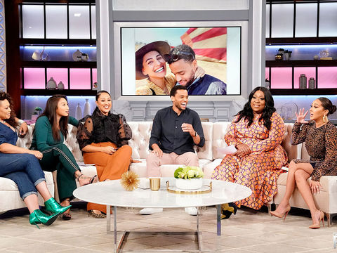 Michael Ealy from 'Stumptown' Explains Why He Strongly Believes in Premarital…