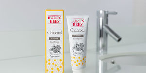 Burt's Bees' New Charcoal Toothpaste with Ingredients You Can Trust!