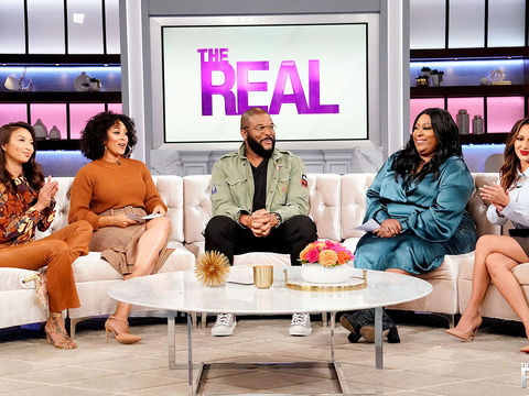 Tyler Perry Talks About Disciplining His 5-Year-Old Son