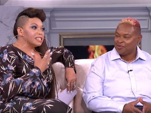 FULL PART TWO: Tisha Campbell Is Reunited with Her Long-Lost Sister