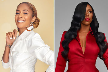 Amanda Seales, Kash Doll