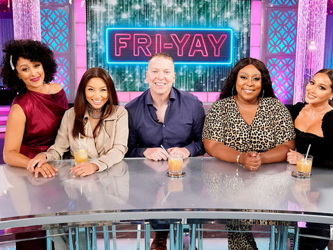 Friday on 'The Real': Gary Owen, Pam Grier