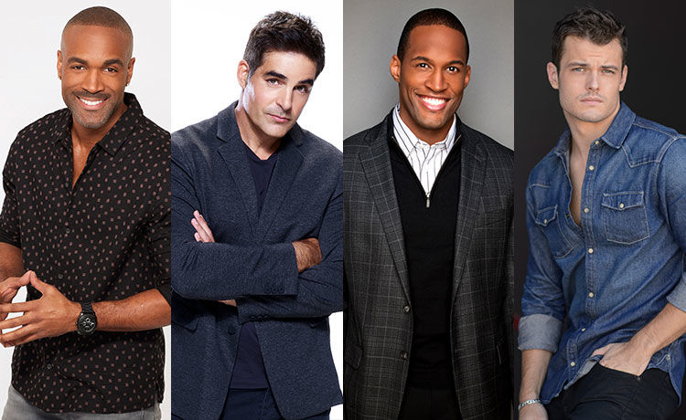 The Real Hunks of Daytime Show Listings