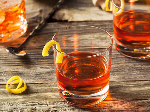 Old Fashioned Recipe