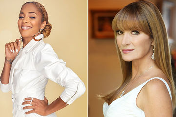 Amanda Seales, Jane Seymour