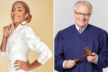 Amanda Seales, Jerry Springer