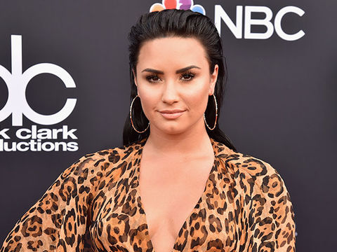 Demi Lovato & New Boyfriend Are Instagram Official