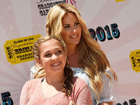 Kim Zolciak Is Okay with Daughter Ariana, 18, Getting Her Lips Done