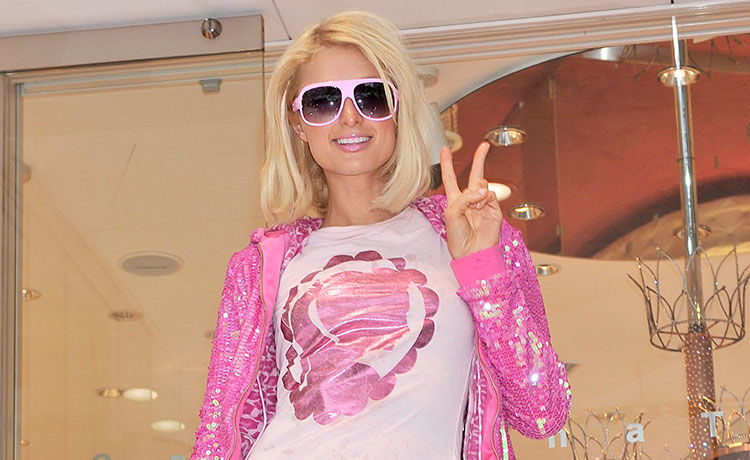Paris Hilton Says She Probably Owns 100 Juicy Couture Tracksuits in Every Color