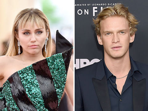 Miley Cyrus & Cody Simpson Are the Ultimate Rock 'n' Roll Pair on…