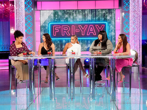The Ladies of 'The Real' Discuss the Importance of Teaching Diversity