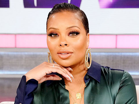 Exclusive! Eva Marcille Explains Why She Didn't Bring Her Kids to Kenya…