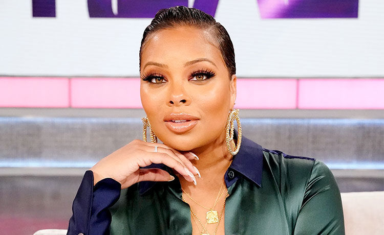 Exclusive! Eva Marcille Explains Why She Didn't Bring Her Kids to Kenya Moore's Barbie Party