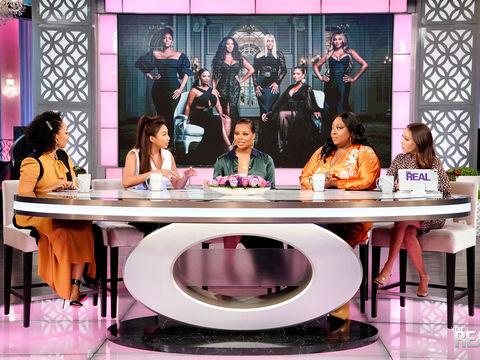 Eva Marcille Gives Us the Scoop on the Premiere of 'The Real Housewives of…