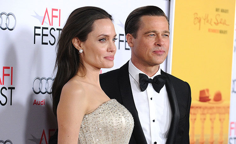 Angelina Jolie Says She Can't Move Abroad Because of Ex Brad Pitt