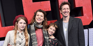 Milla Jovovich & Husband Are 'Not Having Sex in Bed' Because Daughters…