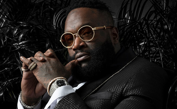 'Hurricanes' Book by Rick Ross Giveaway