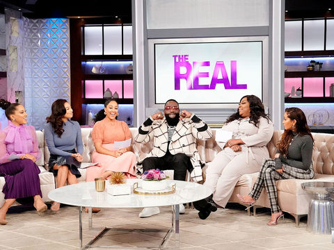 Rick Ross on Guiding Others' Careers and Working Your Own Way Up