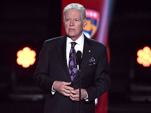 Alex Trebek Chokes Up After Contestant's Touching 'Jeopardy!' Answer