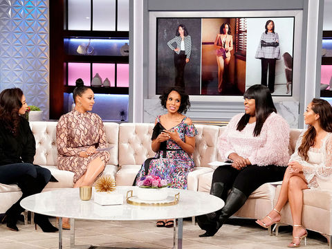 Kerry Washington Still Has a Special Bond with Her 'Scandal' Castmates