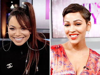 Tisha Campbell, Meagan Good